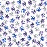 Floral υπόβαθρο των λεπτών ρόδινων και πορφυρών λουλουδιών Ελαφριά σύσταση για τις κάρτες, τα κεραμίδια, τις προσκλήσεις, τους χα απεικόνιση αποθεμάτων