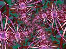 Floral χορός Στοκ Εικόνες