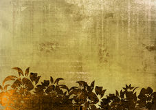 floral ύφος πλαισίων απεικόνιση αποθεμάτων