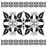 floral διακόσμηση Στοκ εικόνες με δικαίωμα ελεύθερης χρήσης