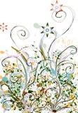 floral απεικόνιση αποθεμάτων
