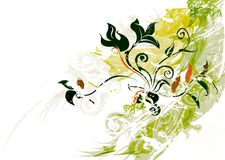 Floral Imagem de Stock