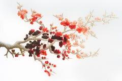 floral διακόσμηση Στοκ Εικόνες