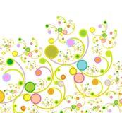 floral διανυσματική απεικόνιση