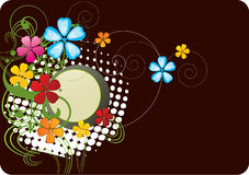 Floral Foto de Stock Royalty Free