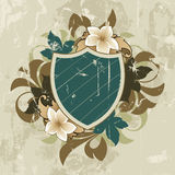 Floral abstract Royalty Free Stock Image