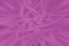 Floral abstract. Hot pink color floral abstract art Stock Images