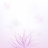 Floral abstract background. Floral pattern background for invitations Royalty Free Stock Photos
