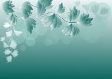 Floral abstract background. EPS10. Royalty Free Stock Photos