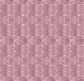 Floral abstract lacy seamless pattern Stock Images