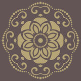 Floral  Abstract Pattern Royalty Free Stock Image