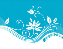 Free Floral Abstract. Vector. Royalty Free Stock Photography - 4269947
