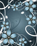 Floral abstraction. Stock Photography