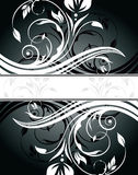 Floral abstraction for design royalty free stock photo