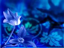 Floral abstracto foto de archivo