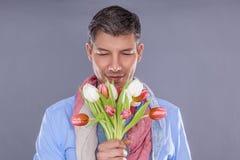 Floral actuel Photographie stock
