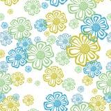 Floral adornado Imágenes de archivo libres de regalías