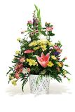 Floral arrangement. For variety of occasions Royalty Free Stock Images
