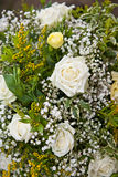 Floral arrangements Royalty Free Stock Images
