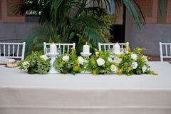 Floral arrangements Stock Photo