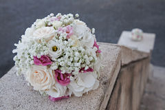 Floral arrangements for wedding Royalty Free Stock Image