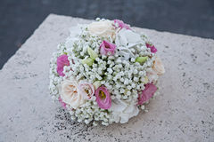 Floral arrangements for wedding Royalty Free Stock Photos
