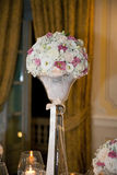 Floral arrangements for wedding Stock Images