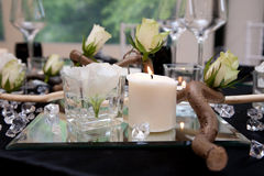 Floral arrangements for wedding Royalty Free Stock Photo