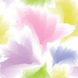Floral Art Abstract Seamless Background Royalty Free Stock Images