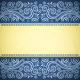 Floral backdrop Royalty Free Stock Photo
