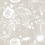 Floral background. Abstract floral background in vector Royalty Free Stock Image