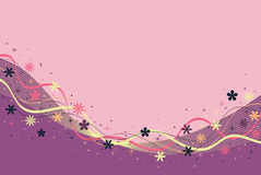 Floral background. Royalty Free Stock Images