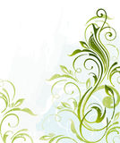 Floral background Stock Photography