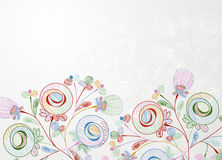 Floral background. It is a floral background Royalty Free Stock Photo