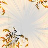 Floral background,  Royalty Free Stock Photography
