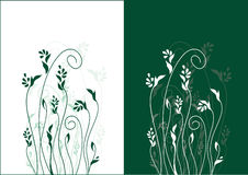 Floral background. Refined and beautiful. Ideally for your use royalty free illustration