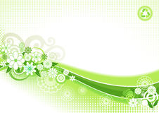 Floral Background Stock Photos