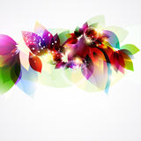 Floral background. Royalty Free Stock Photos