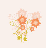 Floral background Royalty Free Stock Photos