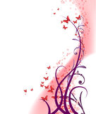 Floral background_4 Royalty Free Stock Image
