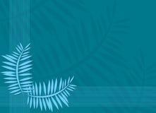 Floral background. Abstract floral background blue lined illustration vector illustration