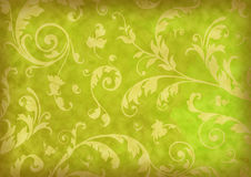 Floral background. Floral grunge background on stained Textured Stock Photos