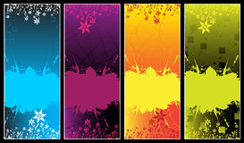 Floral background. With place for your text Royalty Free Stock Image