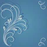 Floral background. Abstract vector pattern Stock Photo