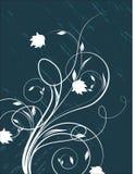 Floral background for design Stock Image
