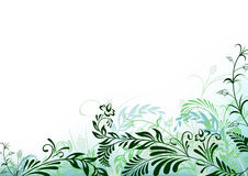 Floral Background Design royalty free illustration