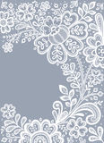 Floral Background Lace. Royalty Free Stock Photography