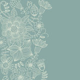 Floral background in light colours Royalty Free Stock Photos