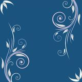 Floral background and mother's day card Royalty Free Stock Photos