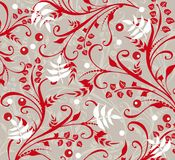 Floral background pattern Royalty Free Stock Photo